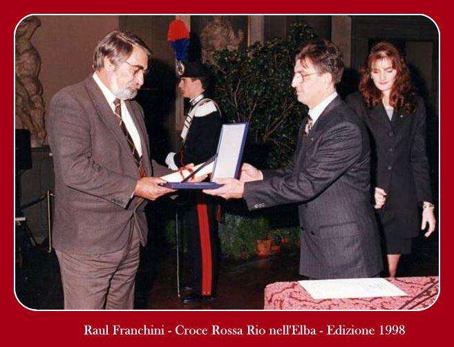 RaulFranchiniCerimonia1998