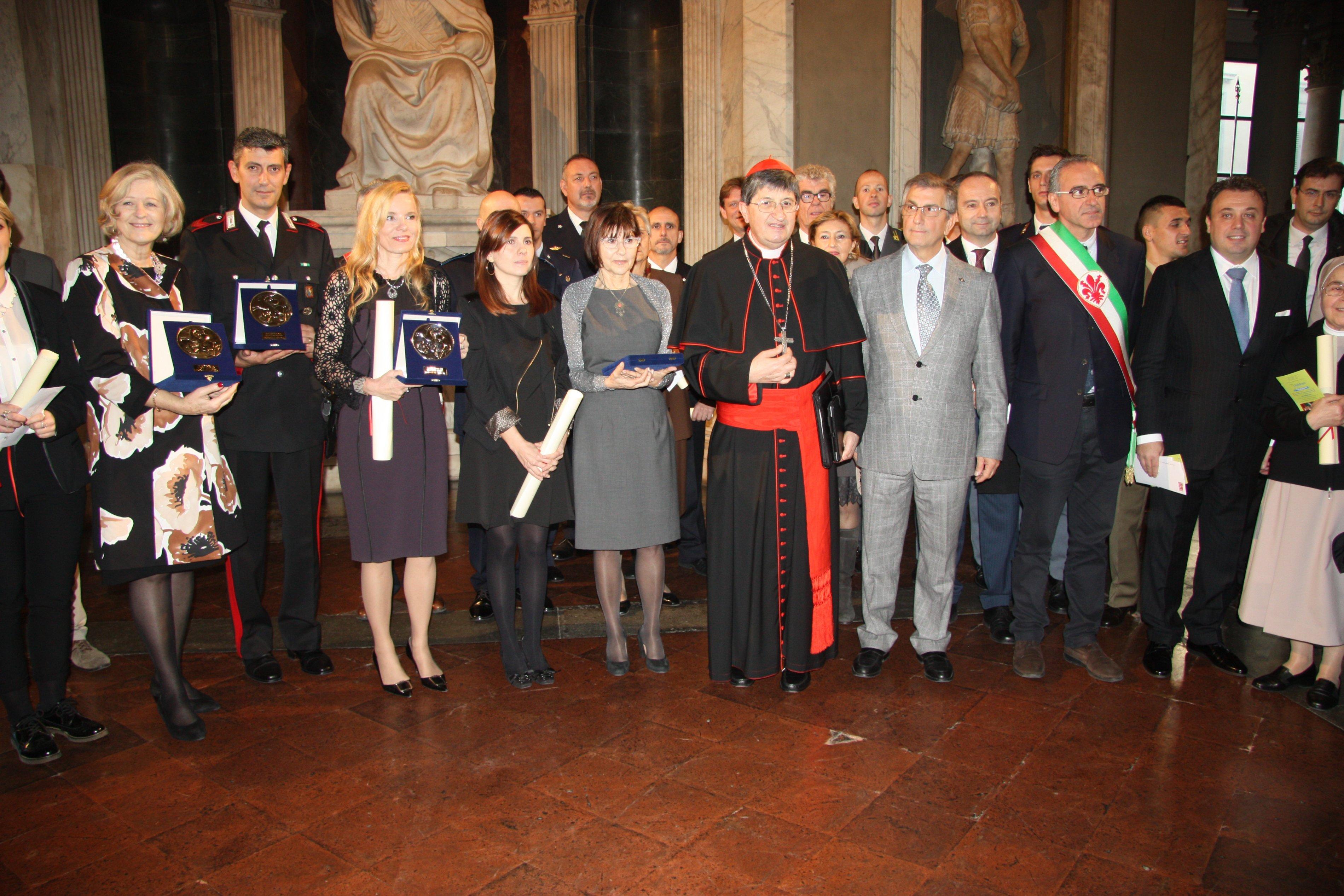 SCUDI DI SAN MARTINO, 31ª EDIZIONE, con l'adesione del Presidente della Repubblica