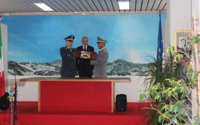 """Il Corpo Forestale dello Stato prende in custodia lo """"Scudo"""" di San Martino"""