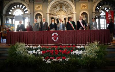 Gli insigniti della XXXII^ Edizione degli Scudi di San Martino